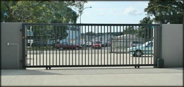 Industrial Amp Commercial Automatic Gates In Auckland
