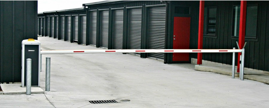 Automatic Traffic Barrier Arms Amp Boom Gates